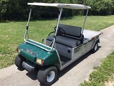 08 Club Car Carryall 6 gas Utility golf Cart Industrial Burden Carrier long bed