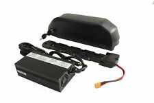 Duty Free Ebike 36V 17.5AH Samsung Polly Frame Case Battery & 5A Charger