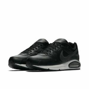 Nike Air Max Command Leather (749760-001) *NEU* Sneaker Herren Weiß Gr.: EUR: 44