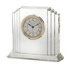 WATERFORD CRYSTAL Metropolitan clock NIB