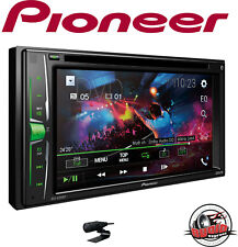 Pioneer AVH-A200BT 2DIN MP3-Autoradio Bluetooth USB Ipod Aux VW, Opel, Mercedes