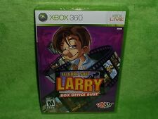 Leisure Suit Larry Box Office Bust - XBOX 360 NEW SEALED