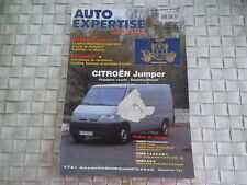REVUE TECHNIQUE AUTO EXPERTISE CITROEN JUMPER ESSENCE ET DIESEL