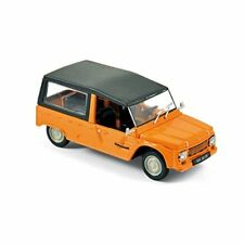1 43 Norev Citroen Mehari 1983 Orange/black