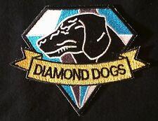 DIAMOND DOG FULL COLOR MORALE VELCRO® BRAND FASTENER PATCH