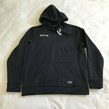 Skins Rise Up - Ladies Black Tech Hydro Active Hoodie - BNWT -Size 12