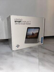LENOVO Smart Display 7 Google Assistant HD Touchscreen Brand New! - FREE Ship