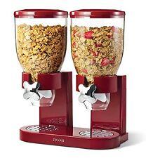 Zevro KCH-06125/GAT203 Indispensable Dry Food Dispenser, Dual Control,