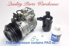 1994-1995 Mercedes SL320, SL500,SL600 OEM REMAN A/C COMPRESSOR KIT W/ WARRANTY.
