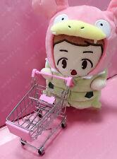 KPOP EXO Star Park Chan Doll Cosplay Clothes Pokemon Kong Idiot Plush Coat Be