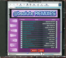ABSOLUTE REMIXES - CD COMPILATION [2592]