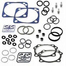 "S&S 4-1/8"" Bore Top End Rebuild Gasket Kit Fits EV Engines - 90-9506"