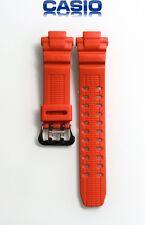 New Original Genuine Casio Wrist Watch Orange Strap Replacement Band GW - 3000M