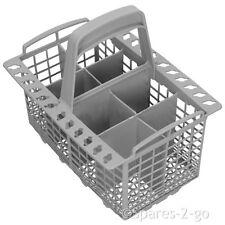 BELLING Genuine Dishwasher Grey Cutlery Basket 8 Compartment C00094297 Spare