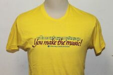Screen Stars Vintage Sample You make the Music United way of Tennesee shirt XL
