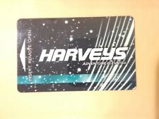 Harveys Casino Lake Tahoe, Nevada Logo Room Key Card Great For Any Collection!