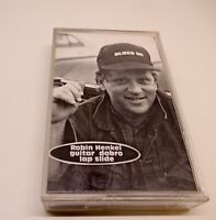 """Robin Henkel """" Robin Henkel 94 """" Self Released Cassette San Diego Blues 1994"""