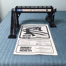 """BACHMANN """"HO"""" Gauge # 45172 Assembled Pedestrian Bridge & Instructions ~ No Box"""