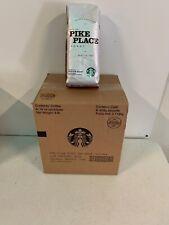 Starbucks Pike Place Medium Roast Whole Bean Coffee 6 Bags 6 lbs Total 9/11/20