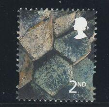 GB Northern Ireland 2001 Regional Machin 2nd SG NI89 MNH