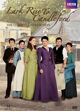 Lark Rise to Candleford: The Complete Collection [DVD Box Set, BBC, 14-Disc] NEW