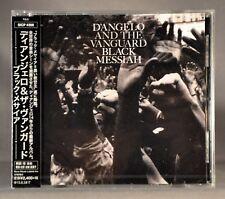 D'Angelo & The VANGUARD Black Messiah JAPAN Plastic Case PROMO CD SICP-4398