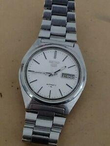 seiko 7009-8750 automatic vintage watch orologio funzionante