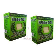 Olive Oil Laurel Soap Mehmet Aydın 950 Gr 2 Pcs