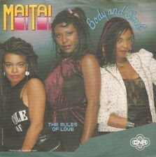 Maitai - Body And Soul / The Rules Of Love (Vinyl-Single 1985) !!!