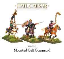 Warlord Games CELT MOUNTED COMMAND pack  28mm