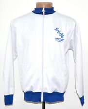 LEEDS UNITED 1972 CUP FINAL FOOTBALL JACKET JERSEY RETRO REPLICA SIZE M ADULT