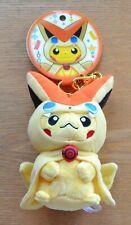 Japonais Pokemon Centre Tohoku 2017 Poncho PIKACHU VICTINI mascotte Toy