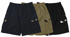 Adidas Men's Cargo Shorts, Color Options
