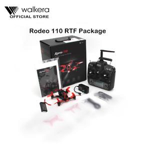 Walkera Mini Rodeo 110 FPV Racing Quad-Camera-OSD-5.8G-Best Indoor Play