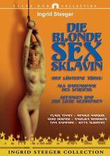 Ingrid Steeger - Die blonde Sex-Sklavin - DVD - FSK 16 - NEU & OVP