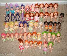 50 Vintage ~ Strawberry Shortcake ~ Dolls ~ 1979 / 1980