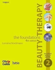 Beauty Therapy - The Foundations: The Official Guide to Level 2 (Habia-ExLibrary