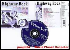 HIGHWAY ROCK (CD) ELO,C.Rea,Foreigner,V.Morisson 1994