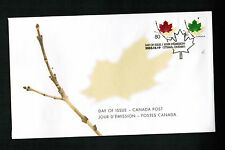 Canada 2003-4 Combo (80c + $1.40) Fdc* # 2009-10 cat $6.40 Lot 511
