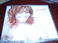 JANET JACKSON GO DEEP CD NEW IMPORT 5 TRK