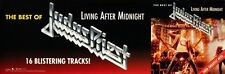 Judas Priest 1998 The Best Of Rare Promo Poster
