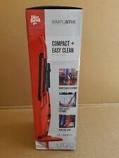 Dirt Devil Simpli-Stik Lightweight Bagless Stick Vacuum with Cord - New #R-00106