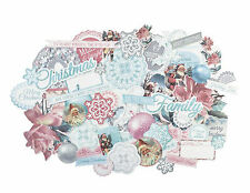 Silver Bells Collectables Die Cut Shapes Kaisercraft 50+ Piece Pack