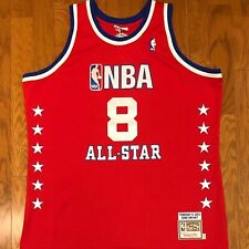 BNWT Authentic Mitchell & Ness All Star Game Lakers Kobe Bryant 03 Jersey sz 2XL