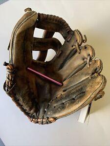 """Louisville Slugger Graig Nettles Leather Cowhide Baseball Glove LSG44 10.5"""" R"""