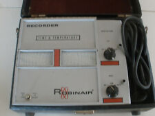 Robinair Time and Temperature Recorder, for parts or repair
