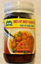 INSTANT BEEF FLAVOR PASTE FOR INSTANT PHO OR VIETNAMESE SPECIAL RICE NOODLE SOUP