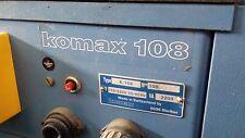 Svolgitore Komax 108 per bobine , filo , cavo