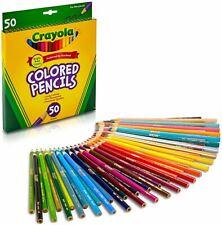 Crayola Coloured Pencils 50 Pack