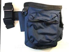 Relic Elite / Metal detector pouch- Garrett or Minelab model -Navy3